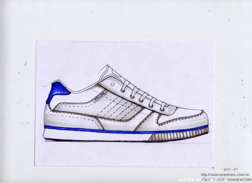 鞋子系列设计稿