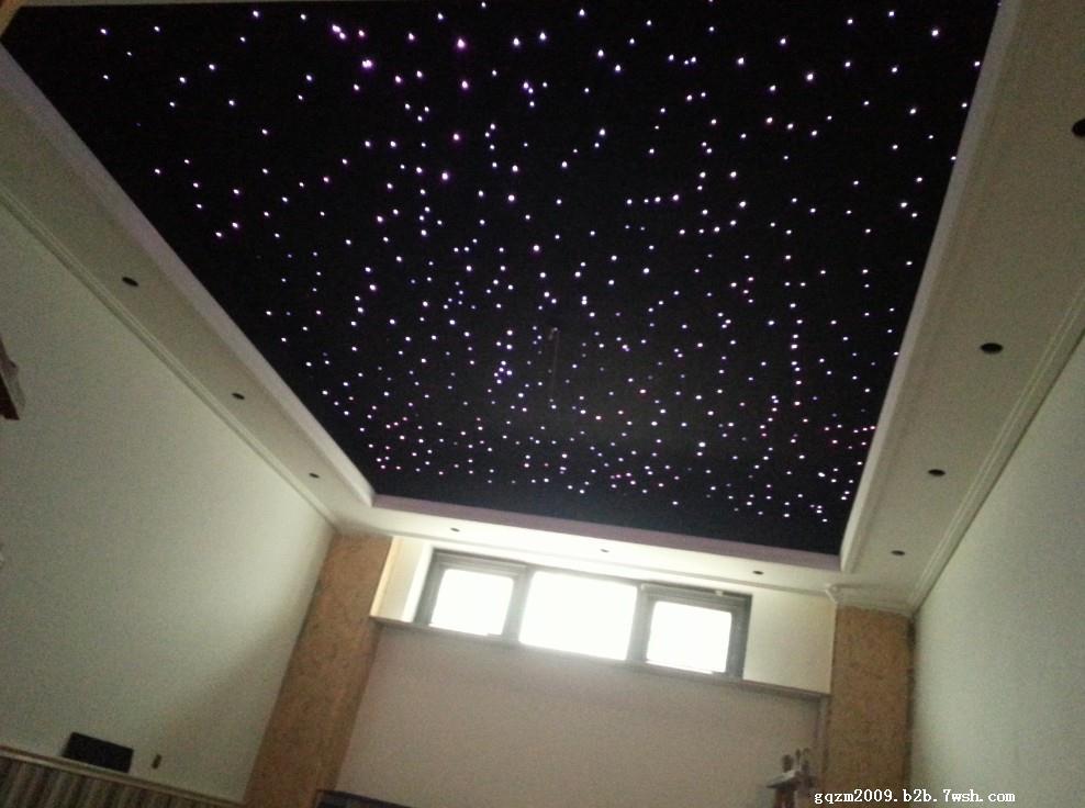 光纤满天星